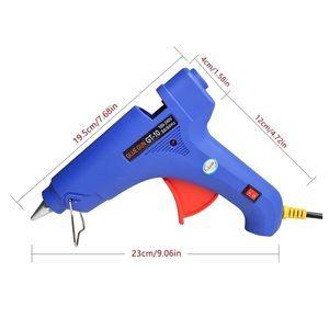 Professional Big Glue Gun with 6 Free st